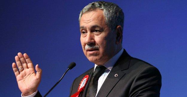 Arınç'tan Erdoğan'a: AYM kararları istemeyeni de bağlar