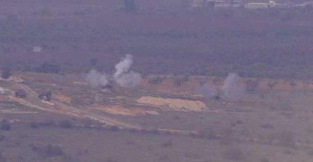 'Askeri kaynaklar', YPG'nin ikinci kez vurulduğunu doğruladı