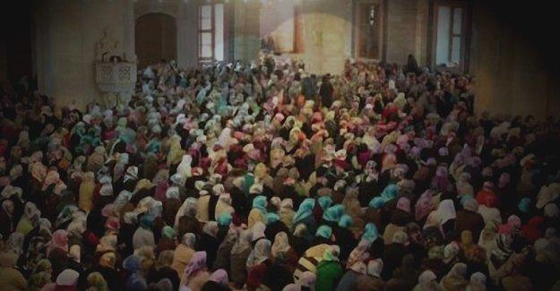 Avrupa'nın ilk kadın camisi açılıyor