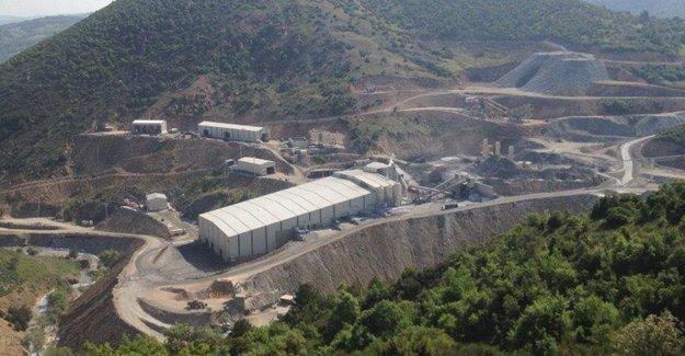 Balıkesir'de maden göçüğü: 1 işçi hayatını kaybetti