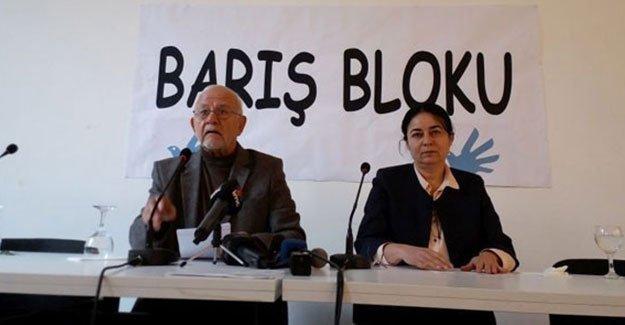 Barış Bloku: Savaş politikalarına son verilsin