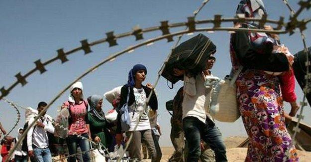 BM'den Türkiye'ye 'sınırı açın' çağrısı