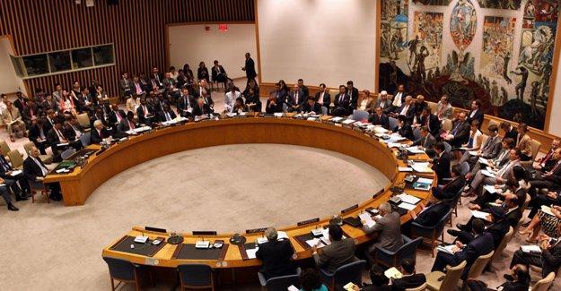 BM Güvenlik Konseyi: Türkiye, YPG'ye yönelik top atışlarına son vermeli