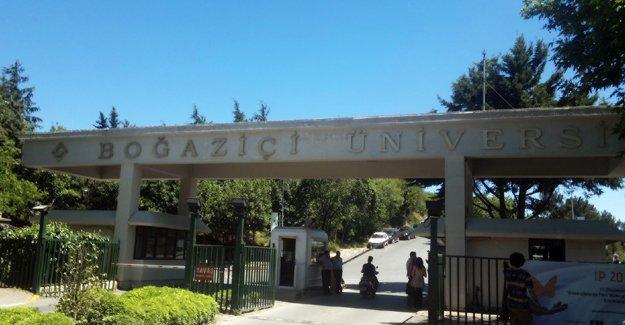 Boğaziçi Üniversitesi'nden bomba ihbarına dair açıklama