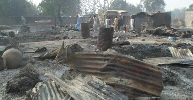 Boko Haram Nijerya'da katliam yaptı