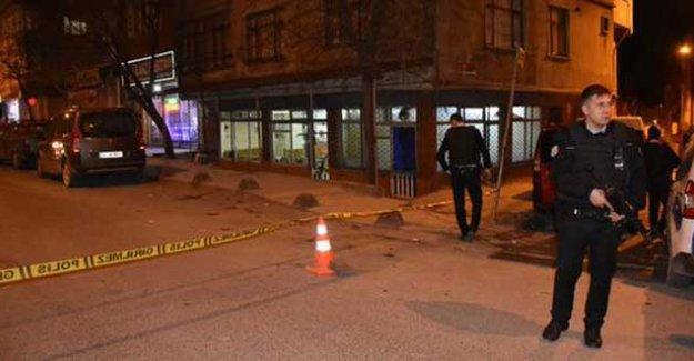 Bu kez de Sultançiftliği'nde kahvehaneye silahlı saldırı düzenlendi