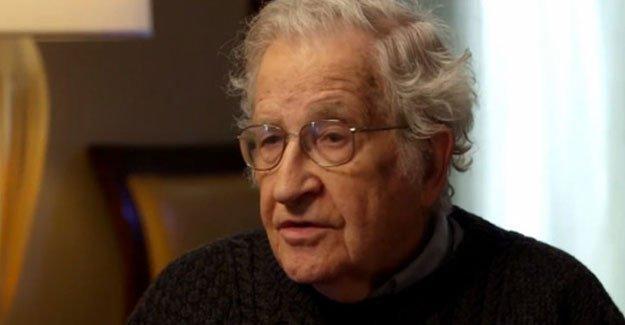 Chomsky: Erdoğan otoriterliğe doğru tehlikeli bir yolda