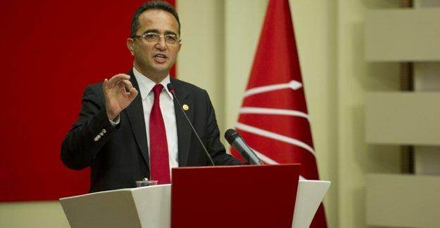 CHP Anayasa Uzlaşma Komisyonu'na dönüş şartını açıkladı