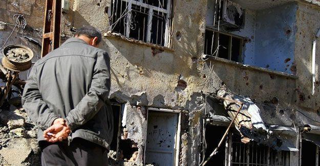 Cizre'de sokak ortasında 5 cenaze bulundu