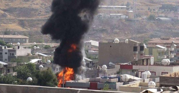 DİHA: Cizre'deki bodrumdan 31 cenaze daha çıkarıldı