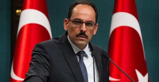 Cumhurbaşkanlığı'ndan Dündar ve Gül'ün tahliyelerine ilk yorum