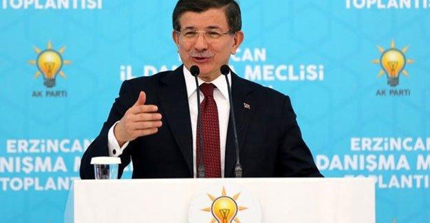 Davutoğlu: PYD, PKK'nın uzantısıdır