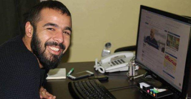 DİHA muhabiri Nuri Akman tutuklandı