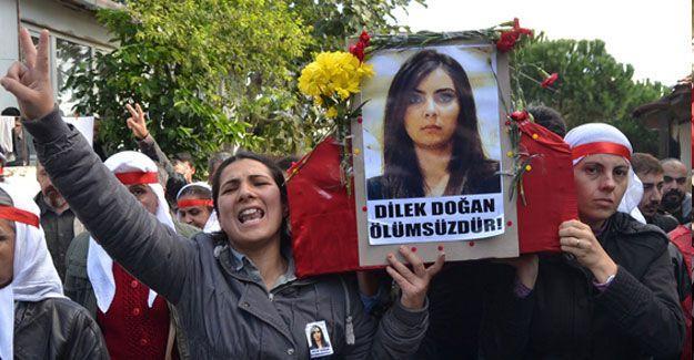 Dilek Doğan'ın ailesine 'polise mukavemet' soruşturması