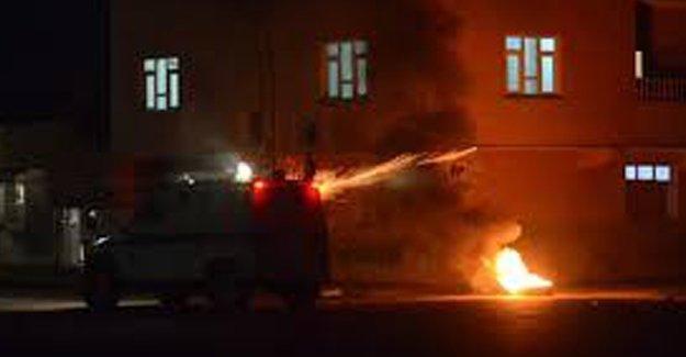 Diyarbakır'da karakollara eş zamanlı saldırı iddiası