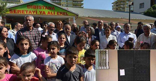 Dünya Anadili Günü'nde Kürtçe eğitim veren okul kapatıldı