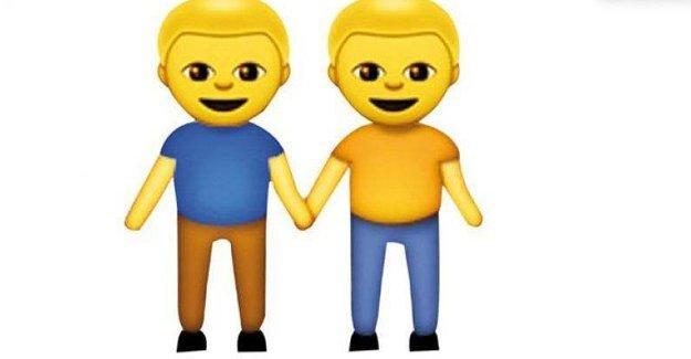 Endonezya'da eşcinsel emojiye yasak