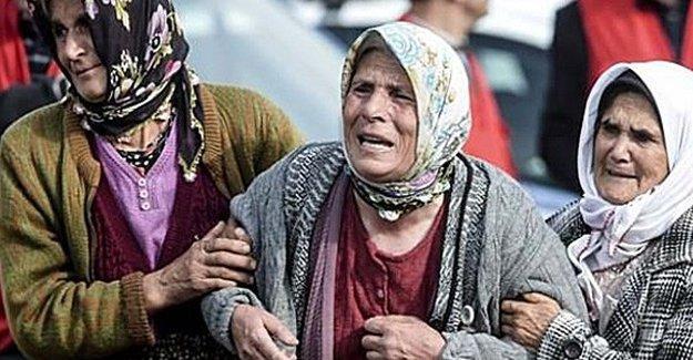 Ermenek'te hayatını kaybeden madenci yakınlarına hakaret davası
