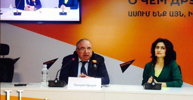 Ermenistanlı milletvekili: Kürtlere yapılanlar 100 yıl öncesini hatırlatıyor