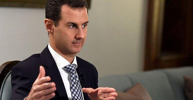 Esad'dan 'ateşkes' açıklaması