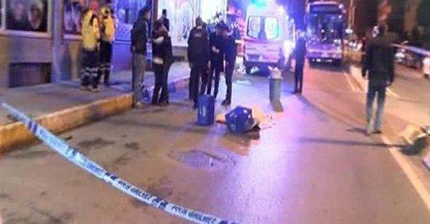Eyüp'teki cinayetin zanlısı yakalandı