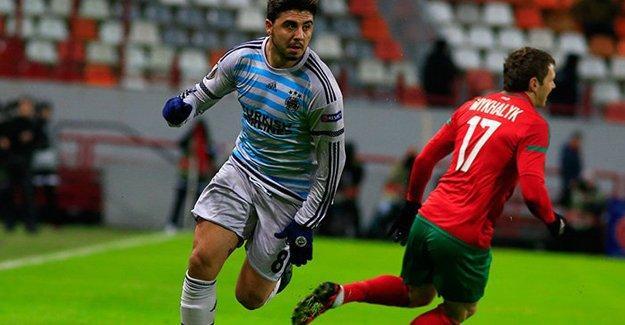 Fenerbahçe Rusya'da turladı