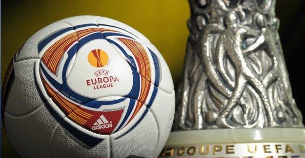Fenerbahçe ve Galatasaray UEFA'da sahaya çıkıyor
