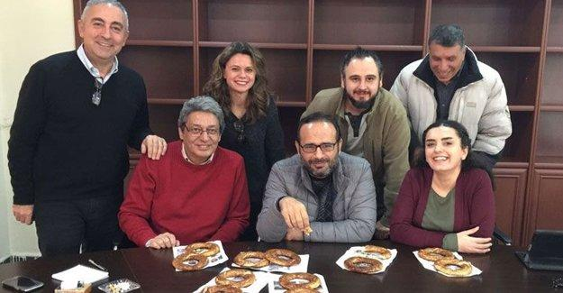 'Haber Nöbeti'nin ilk grubu Diyarbakır'da