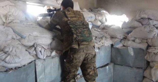 Halep'te YPG ile El Nusra ve Ahrar El Şam arasında şiddetli çatışmalar