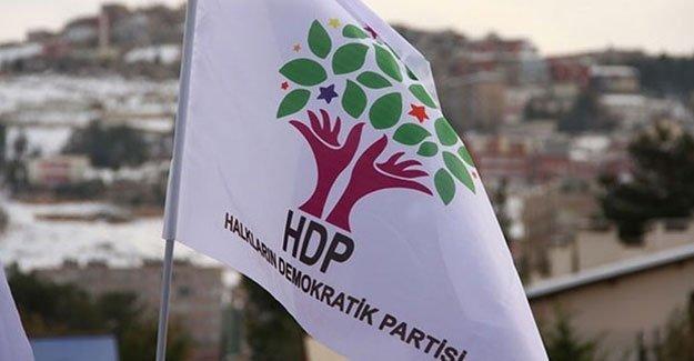 HDP: Andıç genelgesi iptal edilsin