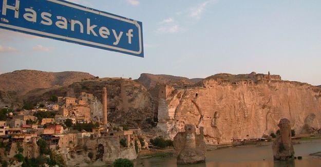HDP Milletvekili Aslan: Hasankeyf yasa ile taşınamaz