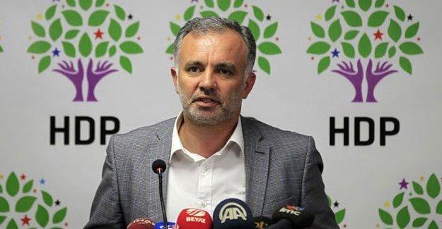 HDP Sözcüsü Bilgen'den 'taziye ziyareti' açıklaması