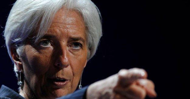 IMF Başkanı Lagarde: Beklentiler çok kötüleşti