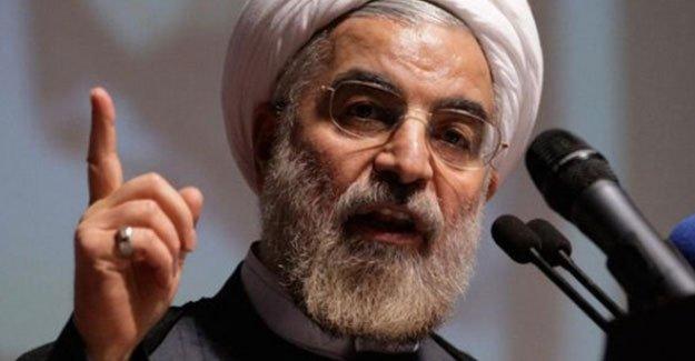 İran Cumhurbaşkanı cinsiyet eşitliğini savundu
