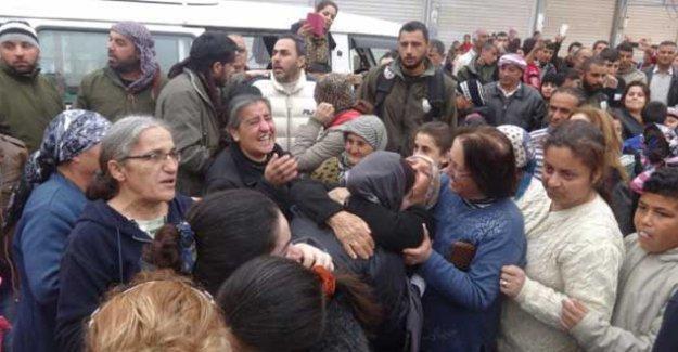 IŞİD'in kaçırdığı 42 Asuri daha serbest