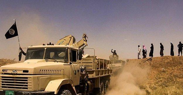 YPG ve IŞİD arasında şiddetli çatışmalar