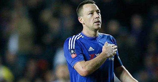 John Terry Chelsea'den ayrılıyor