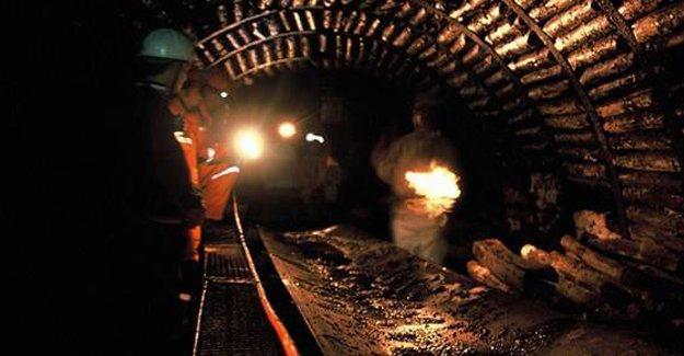 Kaçak maden ocağında patlama