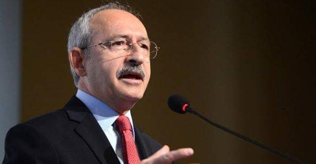 Kılıçdaroğlu: Vergisini ödeyen bir vatandaş olarak sarayın maliyeti öğrenmek istiyorum
