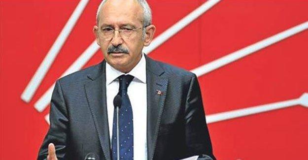 Kılıçdaroğlu'ndan Meclis Başkanı'na Anayasa Komisyonu yanıtı
