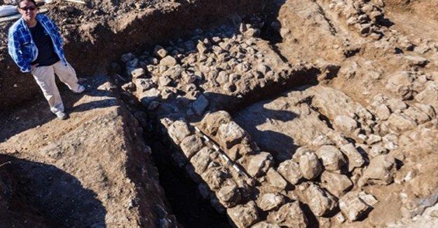 Kudüs'ün 7 bin yıllık evleri ortaya çıktı