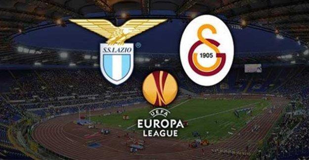 Lazio-Galatasaray maçı hangi kanalda?