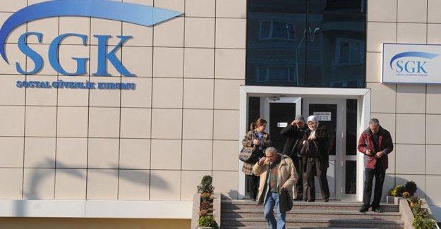 Mahkeme tescilledi: SGK, kişisel verileri 65 milyon liraya sattı