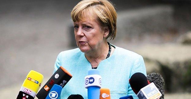 Merkel: Doğrudan Türkiye'den mülteci alınmalı