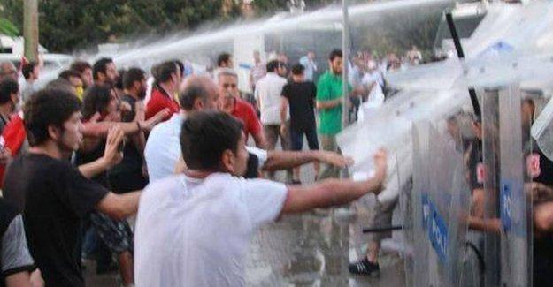 Mersin Gezi davasından ceza çıktı