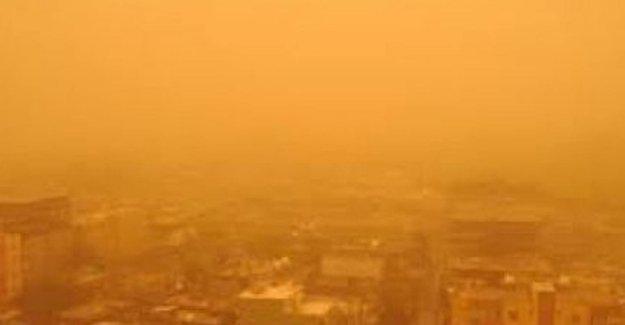 Meteoroloji'den 'toz taşınımı' uyarısı