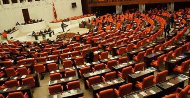 Milletvekillerinin dokunulmazlık dosyaları TBMM Başkanlığı'nda