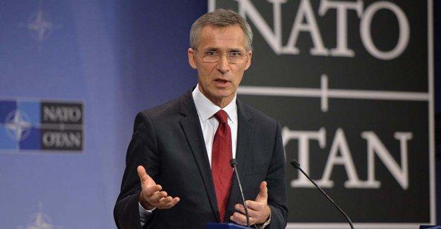 NATO: Suriye'ye kara harekatı söz konusu değil