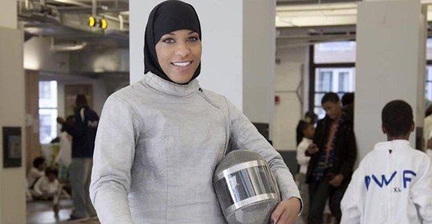 Olimpiyatlarda ABD'yi ilk kez başörtülü bir sporcu temsil edecek