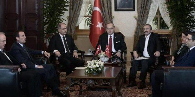 Sırrı Süreyya Önder 'Dolmabahçe Mutabakatı'nı yazdı